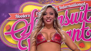 Hooters 19th Annual International Swimsuit Pageant Youtube