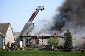 two homes destroys two homes in huntley northwest herald