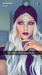 Scary Gypsy Halloween Costume 25 Mind Blowing Makeup Ideas Halloween Gypsy Fortune