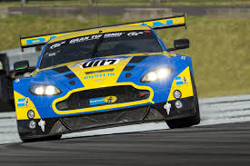 aston martin gt3 aston martin qualifies on the front row for nürburgring 24 hours