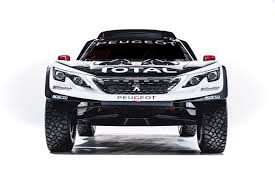 new peugeot 3008 peugeot out to defend dakar trophy with new 3008 dkr