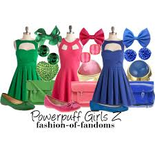 Powerpuff Girls Halloween Costumes Powerpuff Girls