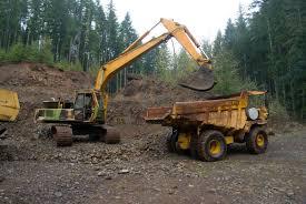 american 35 a excavator