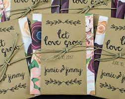 seed packets wedding favors awesome seed packets wedding favors 29 sheriffjimonline