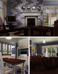 mod the sims comfortable charming family home with basement