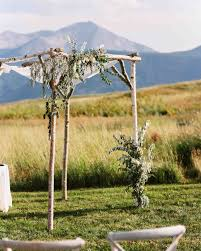 how to build a chuppah 51 beautiful chuppahs from weddings martha stewart weddings