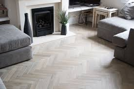 Herringbone Laminate Floor Finish In Watford Hertfordshire Wd17