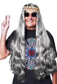 mens halloween wigs best hippie wig photos 2017 u2013 blue maize