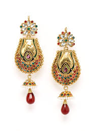 gold earrings for women images 27 innovative women earring playzoa