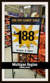halloween candy deals one day 1 88 halloween candy sale u003d october 6th at kroger