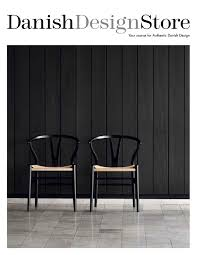 Modern Furniture Catalog Pdf by Wishbone Chair On Cover Of Danish Design Store Catalog Hans