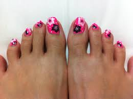 12 nail designs for your toes pedicure nail art designs for fall