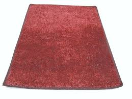 Round Red Rug Carpets And Rugs