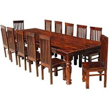 Huge Dining Room Tables Rustic Dining Table And Chair Sets Sierra Living Concepts