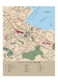 Map Of Hong Kong China by Maps Of Hong Kong Tourist Transport And Street Maps