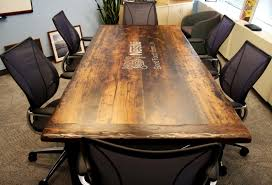 Antique Boardroom Table Wood Conference Room Tables Home Decorating Ideas