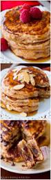 halloween pancakes whole wheat oatmeal pancakes sallys baking addiction