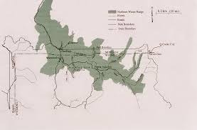 Elk Population Map Yellowstone U0027s Photo Collection