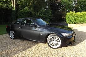 used 2008 bmw e90 3 series 05 12 325d m sport for sale in cambs