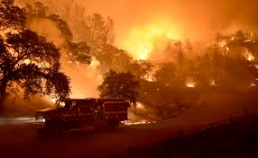 Wildfire California 2016 by Massive Wildfires In West Spur New Evacuations Cbs News