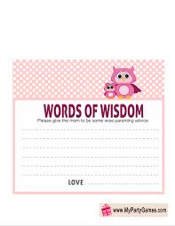 words of wisdom cards free printable words of wisdom cards