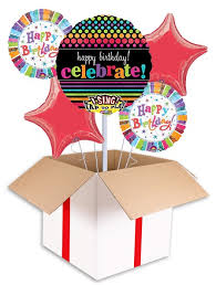 singing balloon delivery times happy birthday singing balloon delivered inflated in uk