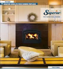 Superior Fireplace Manufacturer by Wood Burning Fireplaces G U0026b Energy