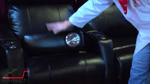elite home theater seating home theater seating portable armrest cupholder youtube