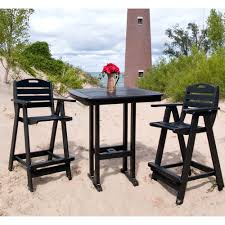 Bar Height Patio Furniture Sets Patio Ideas Bar Height Bistro Patio Furniture Casetta 3 Piece