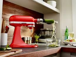 Kitchenaid Mixer Accessories by Kitchenaid Upgrades Stand Mixer Attachments Adds New Bowl