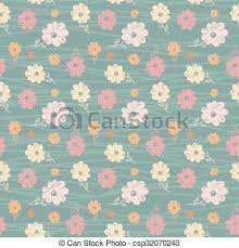 classic wallpaper seamless vintage flower classic wallpaper seamless vintage flower pattern on green eps