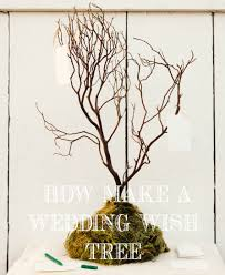 wedding wishes tree diy rustic wedding wish tree rustic wedding chic