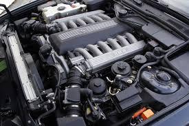 bmw 12 cylinder cars bmw 750il e32 25 years of bmw 12 cylinder engines