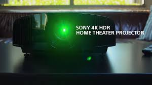 sharp home theater projector first look true 4k for 5k u2013 the new sony vpl vw285es 4k hdr