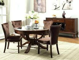 small round dinette table round dinette table round dining table with bold chairs dinette