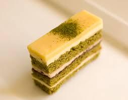 lemonpi daring bakers challenge green tea lemon and