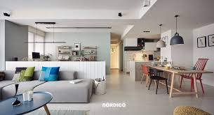 Nordic Decor Inspiration In Two Colorful Homes - Home design inspiration