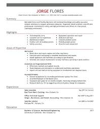 entry level marketing resume samples resume examples entry level