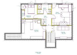 basement layout plans basement designs plans custom daylight basement plans new basement