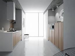 cuisine couloir cuisine en couloir une cuisine couloir tr s design inspiration