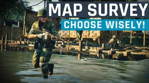 Classic Maps Classic Maps Survey Choose Wisely Battlefield 4 Bf4 6th