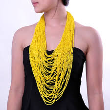 resin statement necklace images 19 colors 42 layers resin beads cluster big long statement jpg