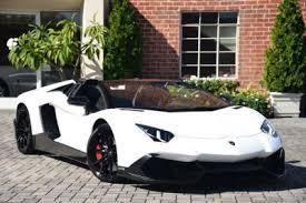 lamborghini aventador white for sale 2014 lamborghini aventador lp 720 4 50 anniversario white http