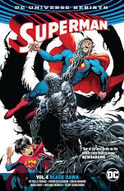 review superman vol 4 black dawn rebirth trade paperback dc