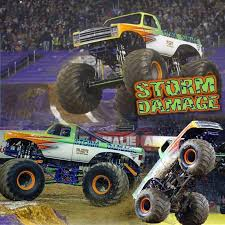new monster truck storm damage monster truck home facebook