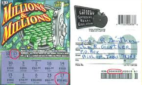 Lottery Instant Wins - lottery mystery yields clues to 7 5 million prize philly