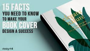 15 facts you need to to your book cover design a success