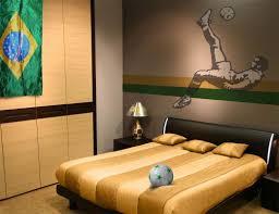 25 best soccer themed bedrooms ideas on pinterest regarding soccer bedroom decor ideas for teenage boys inspirations gallery within soccer bedroom decor