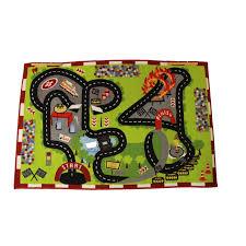 tappeti da corsa tappeto bambini pista da corsa 100x50 cm