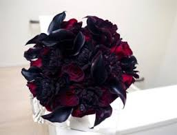 3 techniques to create black flowers florist chronicles